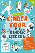 Mein erstes Yoga: Kinderyoga mit Kinderliedern