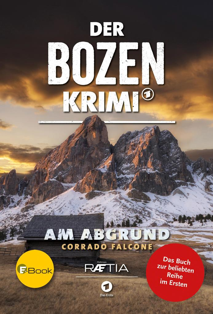 Der Bozen-Krimi: Am Abgrund als eBook epub