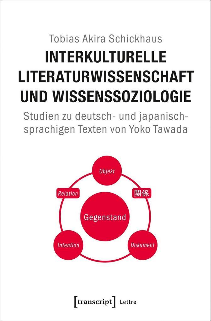 Interkulturelle Literaturwissenschaft und Wisse...