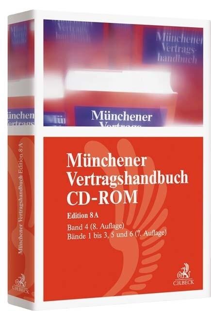 Münchener Vertragshandbuch Gesamt-CD-ROM