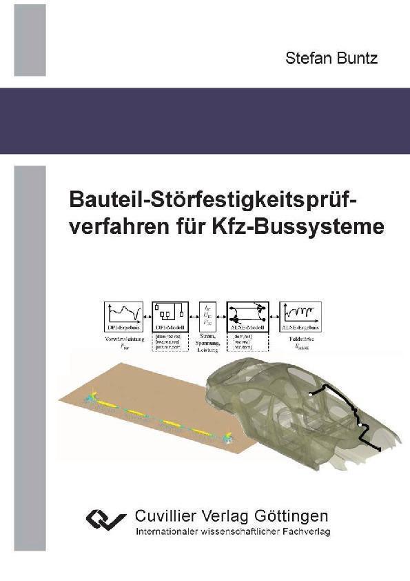 Bauteil-Störfestigkeitsprüfverfahren für Kfz-Bu...