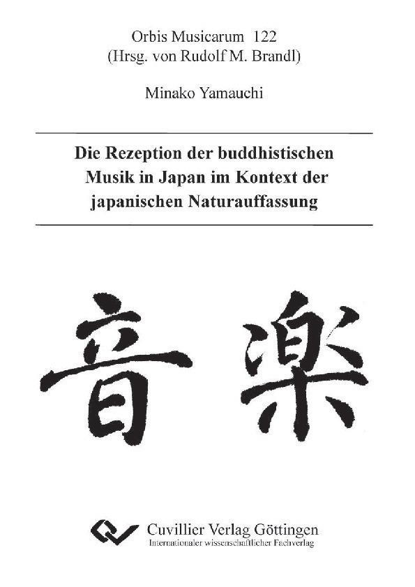 Die Rezeption der buddhistischen Musik in Japan...