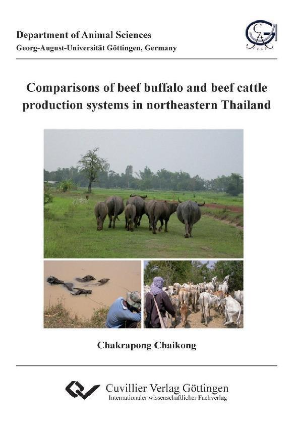 Comparisons of beef buffalo and beef cattle pro...