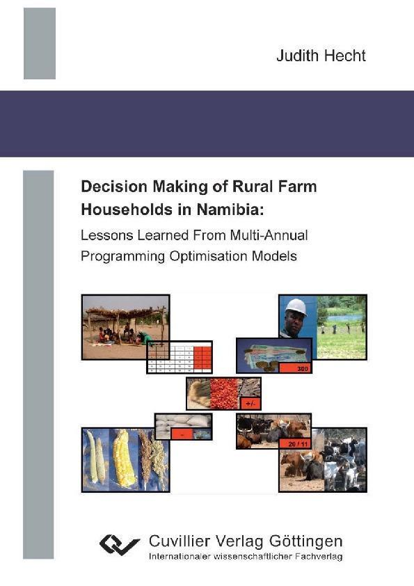 Decision Making of Rural Farm Households in Nam...