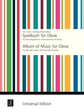 Spielbuch für Oboe als Buch von