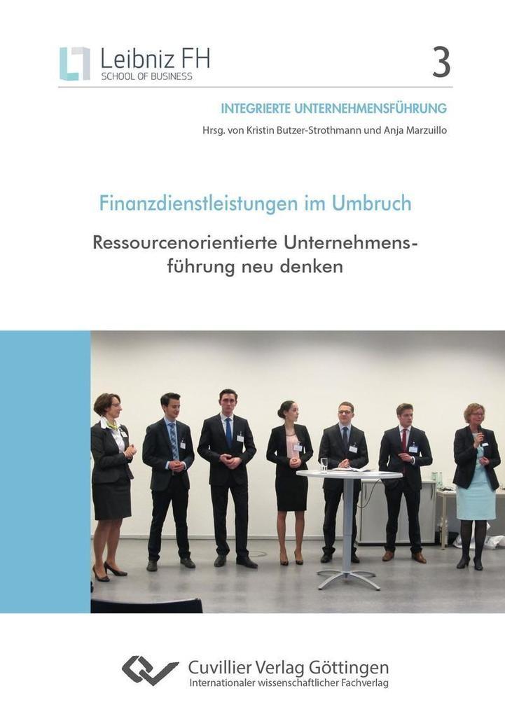 Finanzdienstleistungen im Umbruch - Ressourceno...