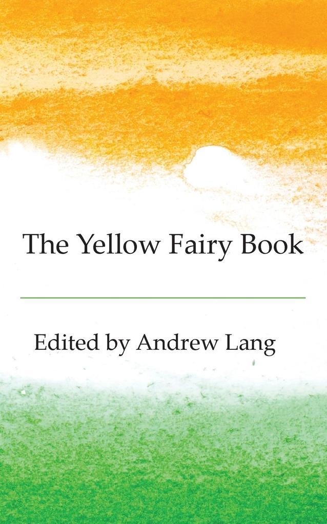 The Yellow Fairy Book als Taschenbuch von