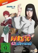 Naruto Shippuden - Staffel 19.1: Episode 614-623