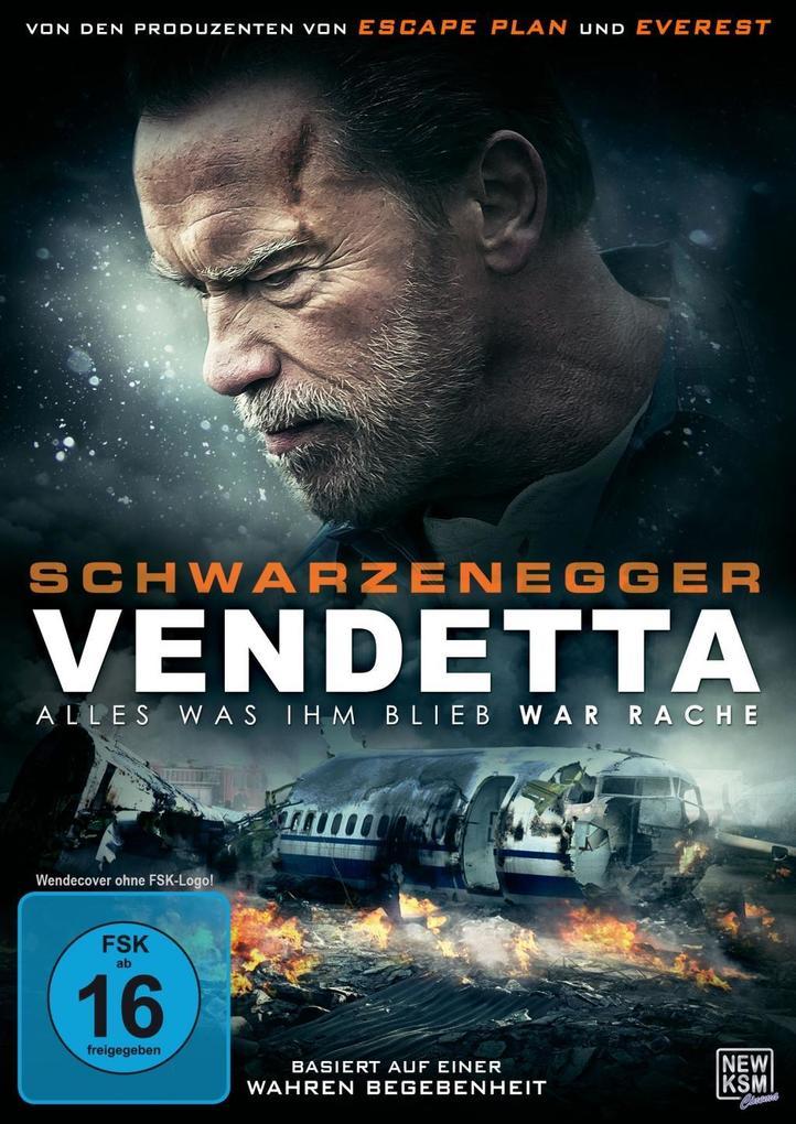 Vendetta - Alles was ihm blieb war Rache als DVD