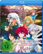Akatsuki no Yona - Prinzessin der Morgendämmerung - Volume 5: Episode 21-24