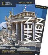 National Geographic Reiseführer Wien: Ein Reiseführer mit Wien-Stadtplan und vielen Stadtteilkarten. Mit Infos zu Architektur und Sehenswürdigkeiten wie Stephansdom, Museumsquartier und Hofburg.
