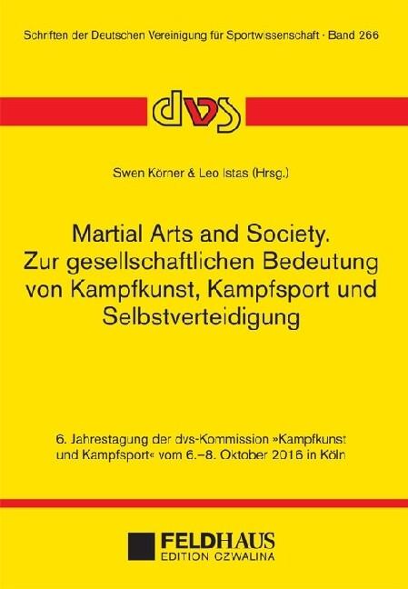 Martial Arts and Society. Zur gesellschaftliche...