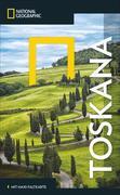 National Geographic Reiseführer Toskana: ein Reiseführer mit Landkarte und allen Highlights der Region wie Florenz, Siena, Pisa, Chianti, Casentino, Saturnia und Maremma.