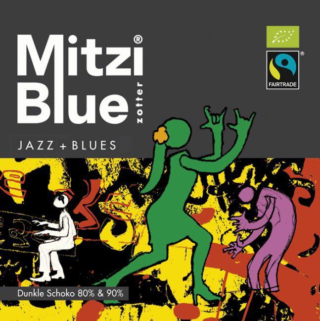 Jazz & Blues 65 g (Schokolade)