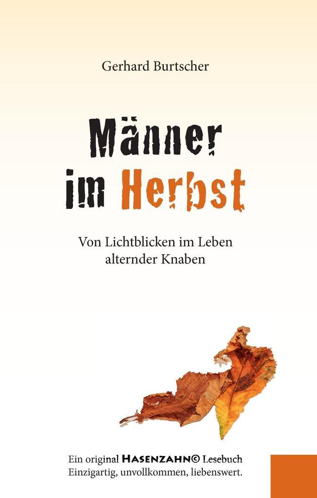 Männer im Herbst als Buch