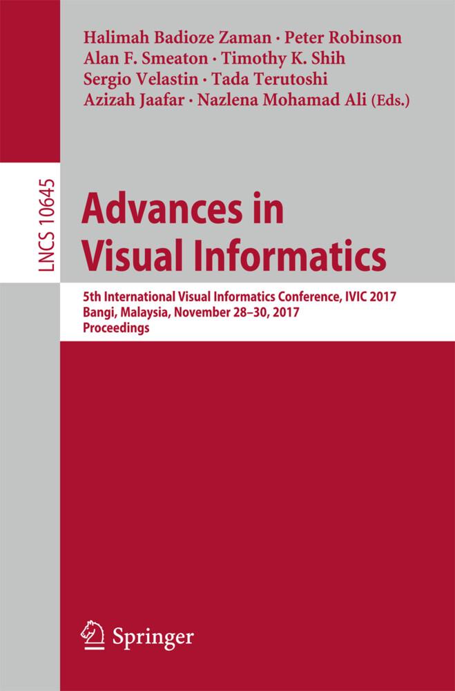 Advances in Visual Informatics als Buch von