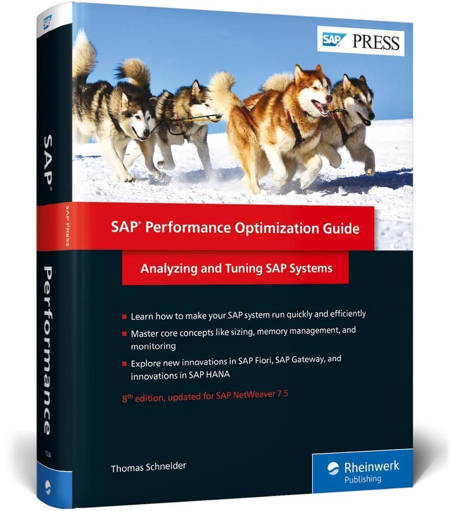 SAP Performance Optimization Guide als Buch von...