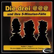 Die drei @@@ (Die drei Klammeraffen), Staffel 1, Folge 7: Die drei @@@ und das Geheimnis der Zwerge