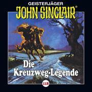 John Sinclair, Folge 118: Die Kreuzweg-Legende (Gekürzt)