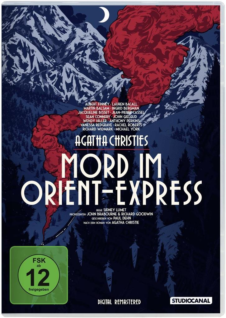 Mord im Orient Express. Digital Remastered als DVD