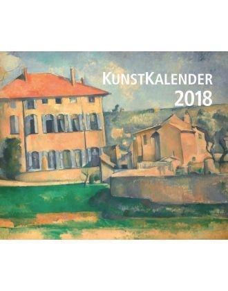 Kunstkalender 2018 - Monatskalender