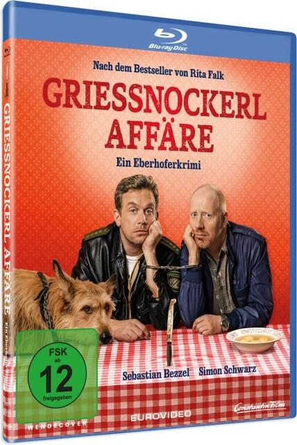Grießnockerlaffäre als DVD