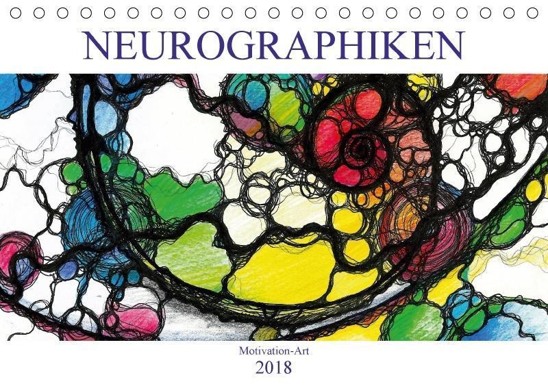 Motivation-Art - Neurographiken (Tischkalender ...