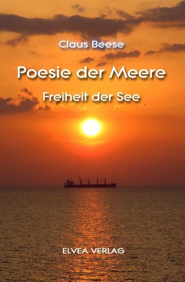Poesie der Meere als Buch von Claus Beese