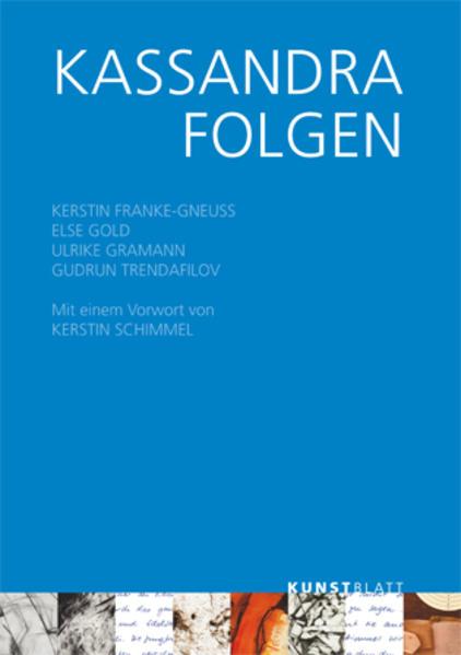 KASSANDRA FOLGEN als Buch von Kerstin Schimmel