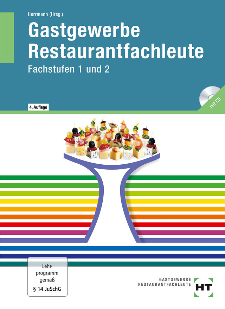 Gastronomie Restaurantfachleute als Buch von In...