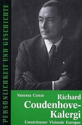Richard Coudenhove-Kalergi als Taschenbuch