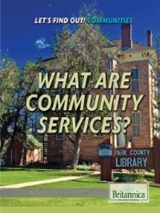 What Are Community Services? als eBook Download...