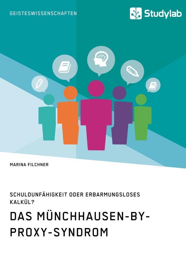 Das Münchhausen-by-proxy-Syndrom als eBook Down...