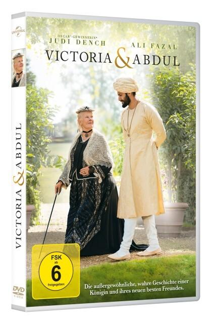 Victoria und Abdul als DVD