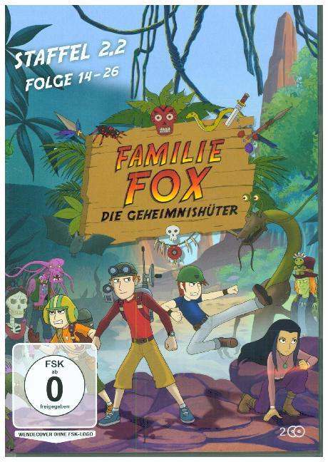 Familie fox die geheimnishüter tara nackt