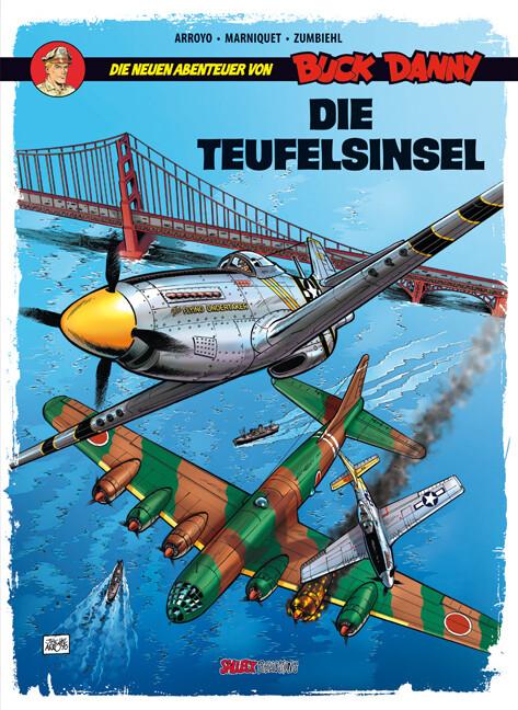 Buck Danny Die Neuen Abenteuer Band 4 Buch Gebunden Frederic Zumbiehl Jean Michel Arroyo