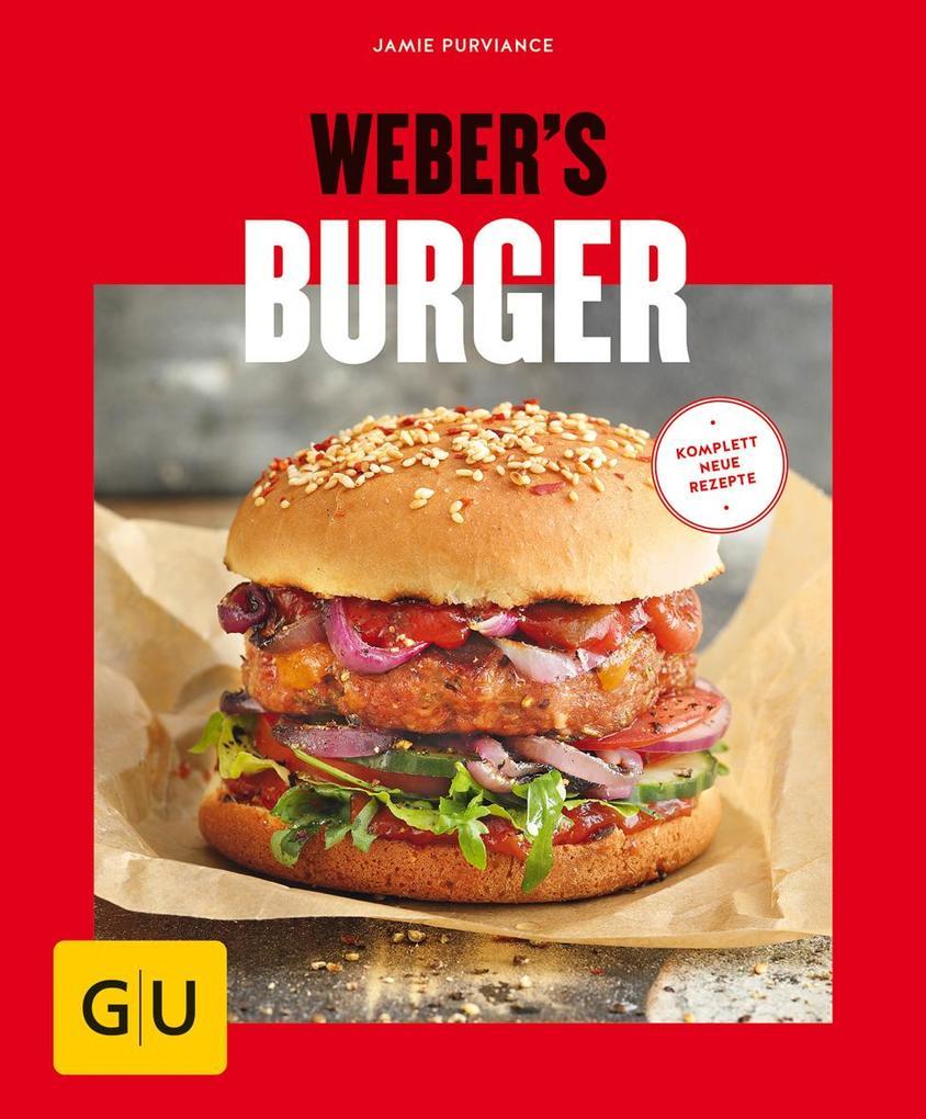 Weber's Burger als Buch