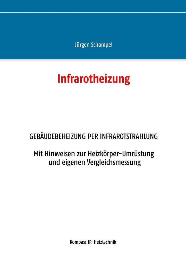 Infrarotheizung als eBook