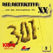 Die Detektive XY, Folge 3: ...und das Schließfach 301