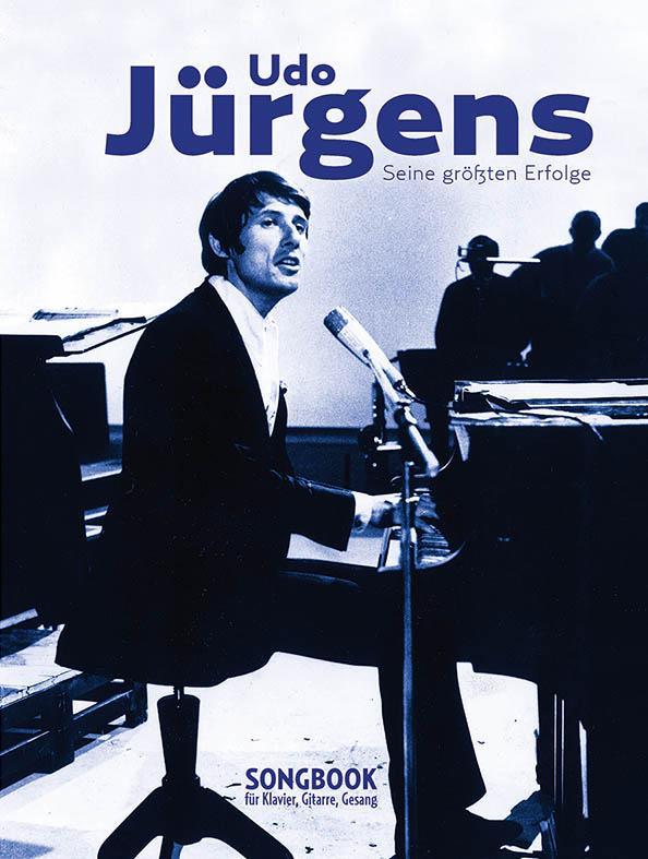 Udo Jürgens - seine größten Erfolge -Piano, Voice & Guitar Book- als Buch