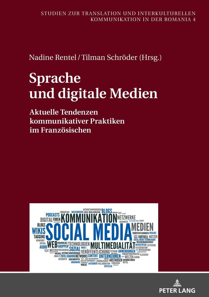 Sprache und digitale Medien als Buch von