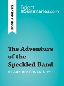 The Adventure of the Speckled Band by Arthur Co...