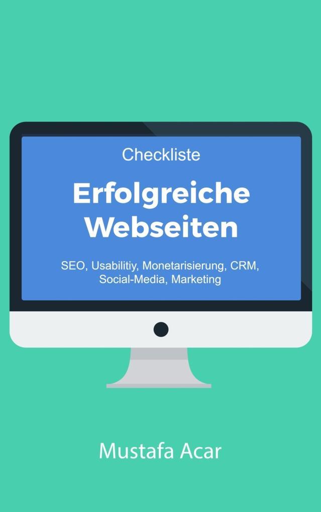 Checkliste Erfolgreiche Webseiten als eBook Dow...