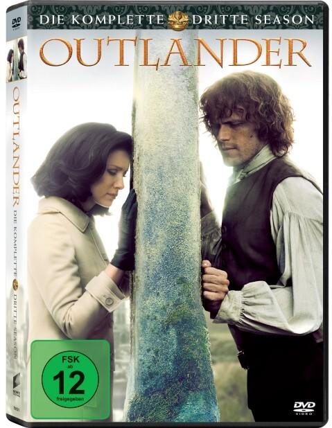Outlander - Die komplette 3. Season als DVD