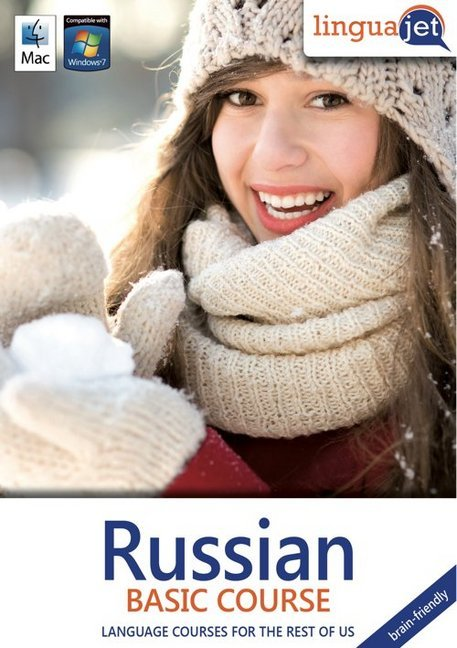 Russian brain-friendly, Basic course, CD-ROM