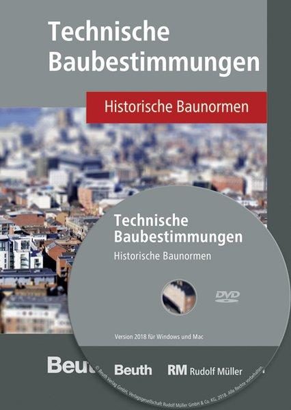Technische Baubestimmungen - Historische Baunor...