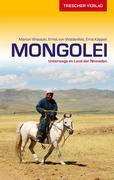 Reiseführer Mongolei