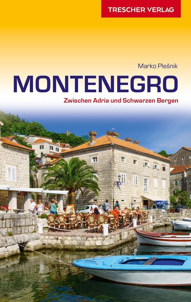 Reiseführer Montenegro als Buch von Marko Plesnik