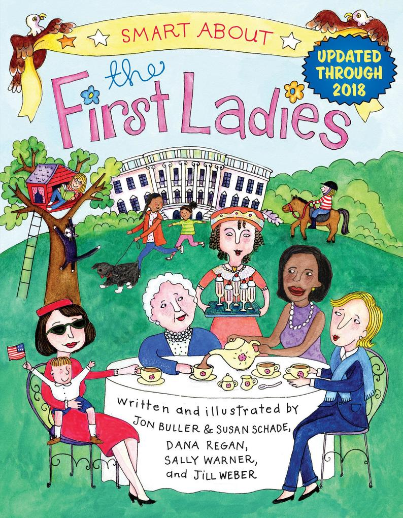 Smart about the First Ladies: Smart about History als Taschenbuch