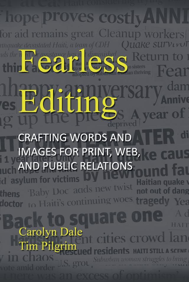 Fearless Editing: als eBook Download von Tim Pi...